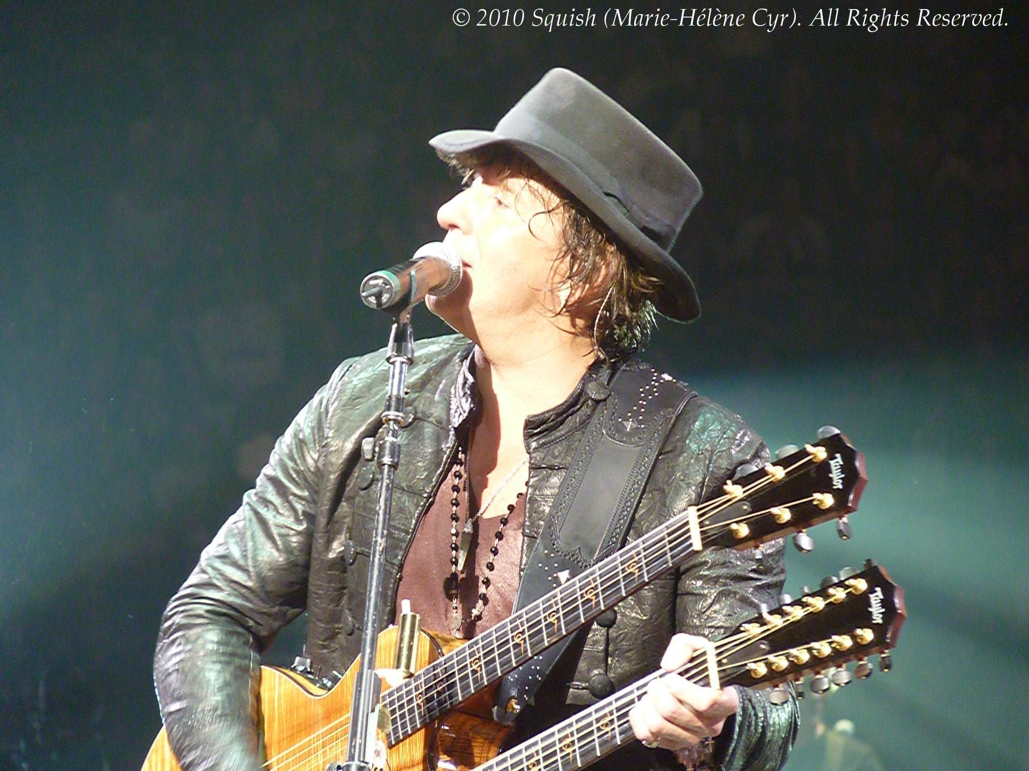 Bon Jovi - Centre Bell, Québec, Canada (19 mars 2010)